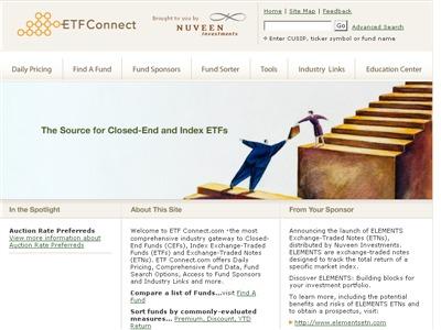 海外ETFサイトの説明